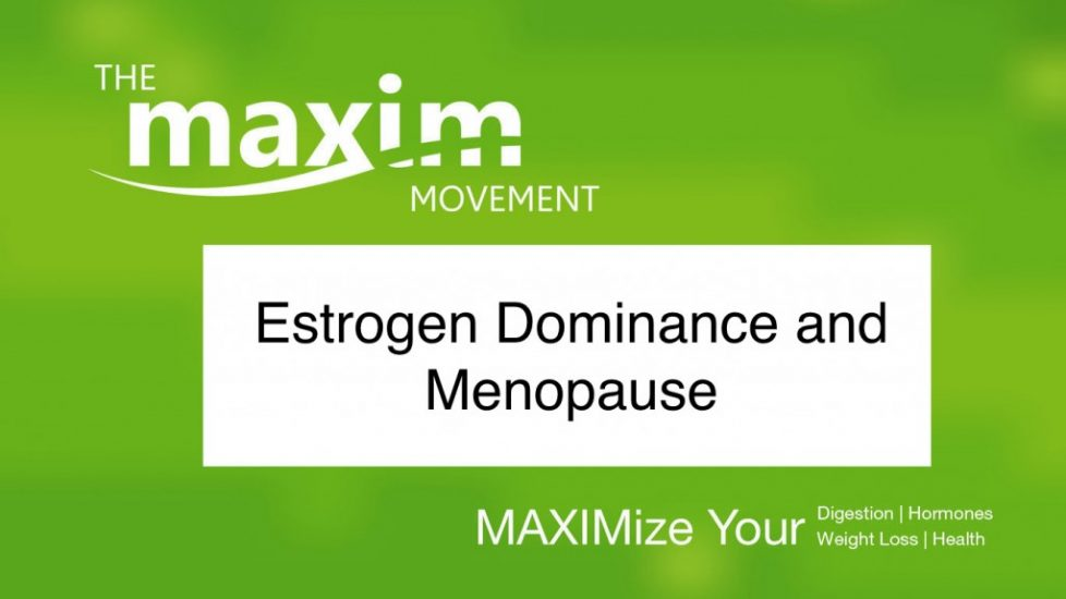 estrogen weight gain