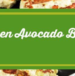 Chicken Avocado Burger