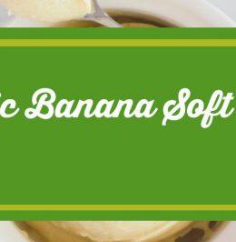 Classic Banana Soft Serve