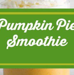 PumpkinPieSmoothie