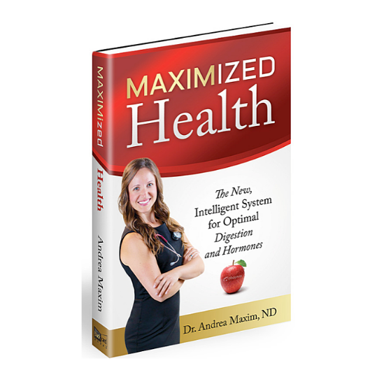 MAXIMized Health Book Image